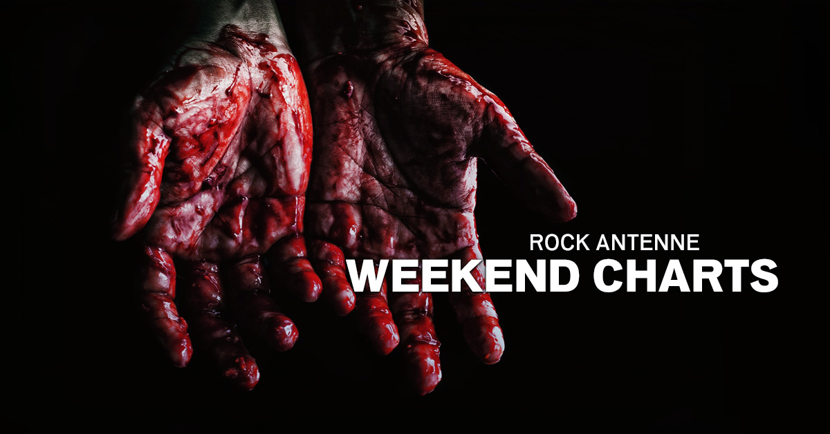 Weekend Charts: Die besten Schock-Rocker!