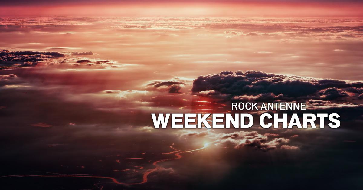 Weekend Charts: Die legendärsten Rocker in Heaven - jetzt abstimmen!