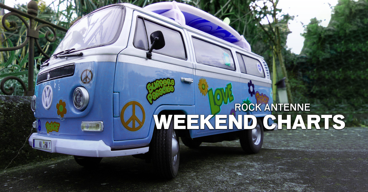 Weekend Charts: Die besten Rocksongs der 70er - jetzt abstimmen!