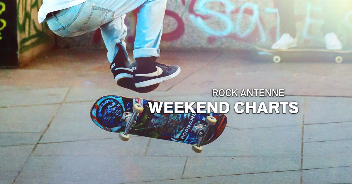Weekend Charts: Die besten Rocksongs der 90er - jetzt abstimmen!