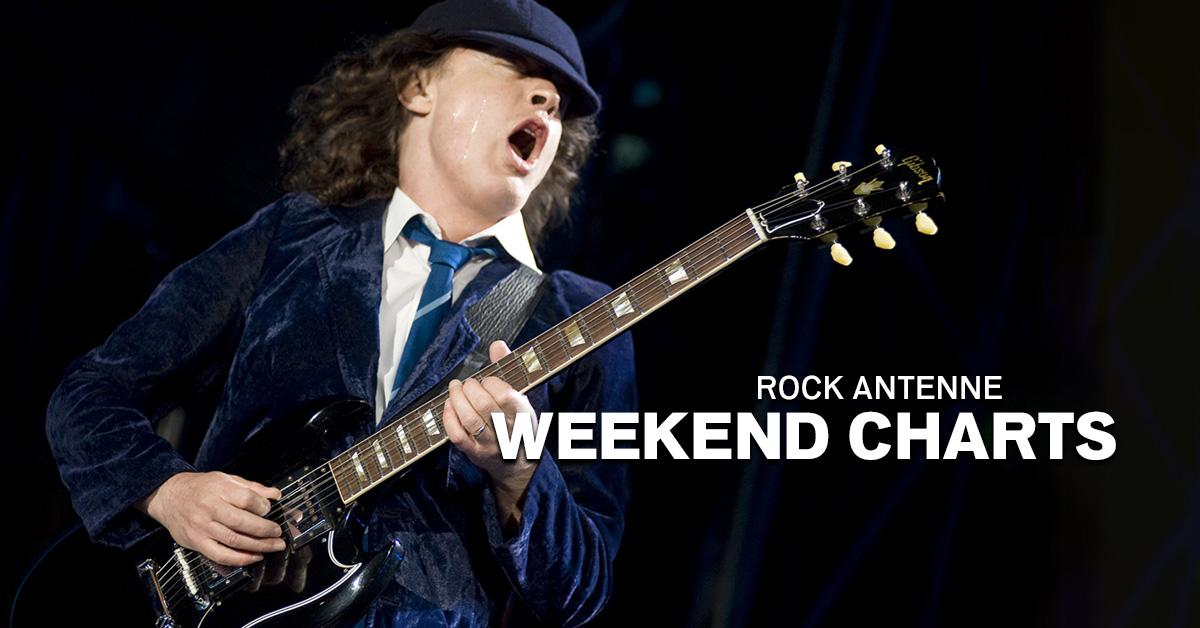 Die besten Songs von AC/DC - jetzt abstimmen!