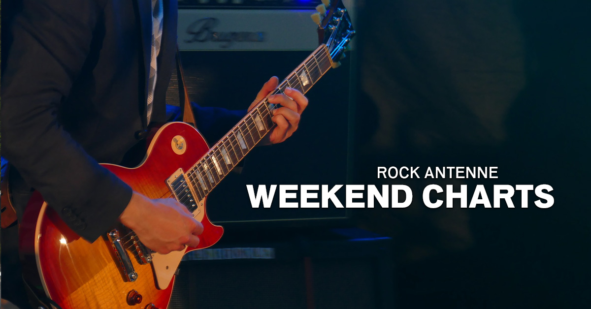 Weekend Charts: Die coolsten Classic Rock-Songs - jetzt abstimmen!