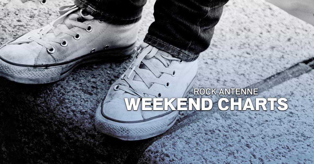 Weekend Charts: Die größten Grunge-Granaten - abstimmen und Gitarre abstauben!