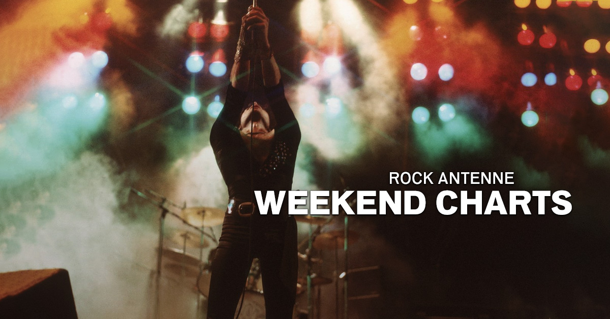 Weekend Charts: Die legendärsten Queen-Songs