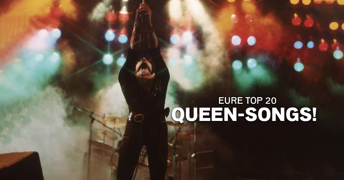 Weekend Charts: Eure Top 20 Queen-Songs!