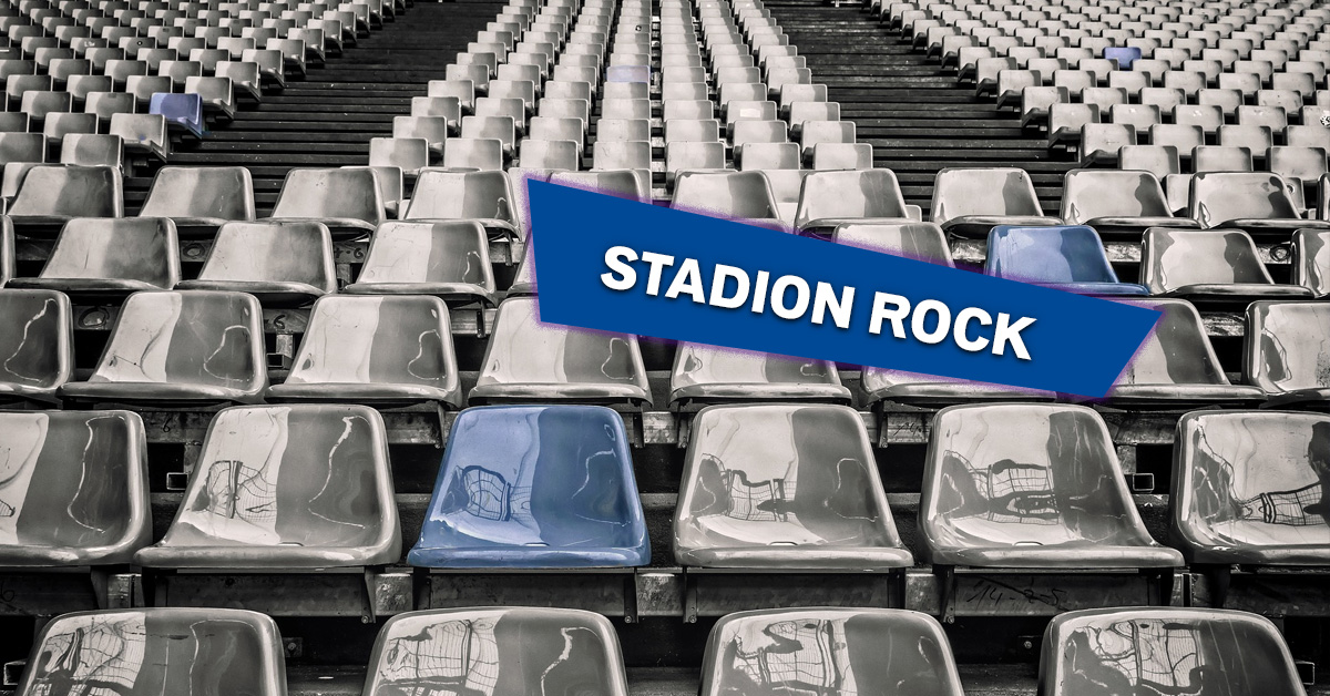 Weekend Charts: Eure Top 20 Stadion-Rocksongs!