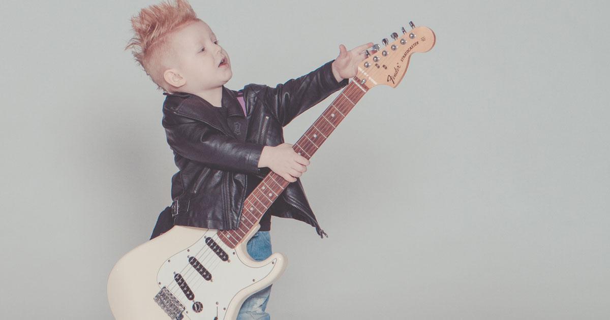 Weltkindertag: So rockt der Nachwuchs der Rockstars - The Kids Are Alright