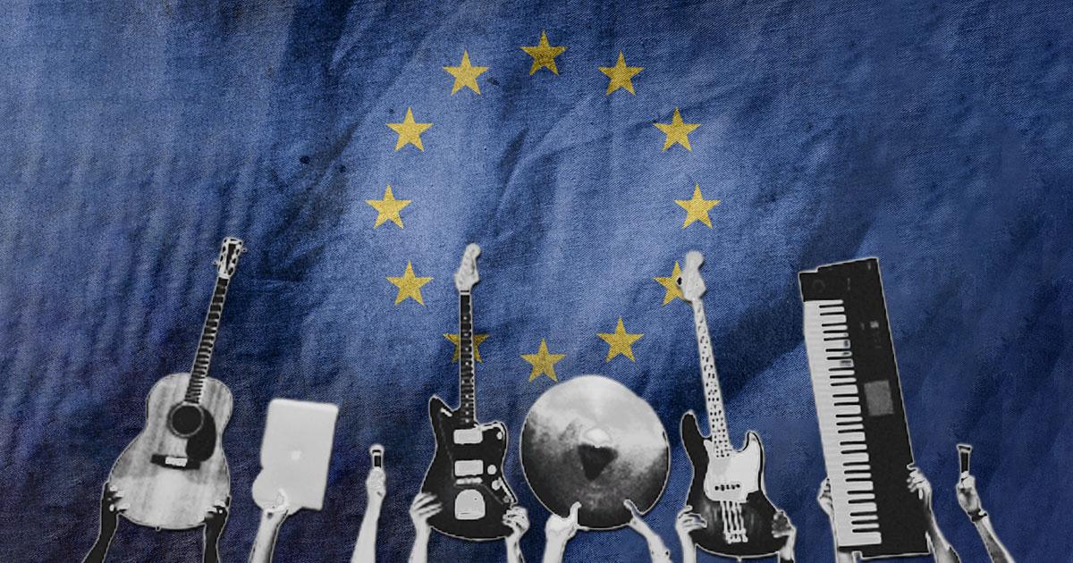 10 Rock-Songs zur… Europawahl