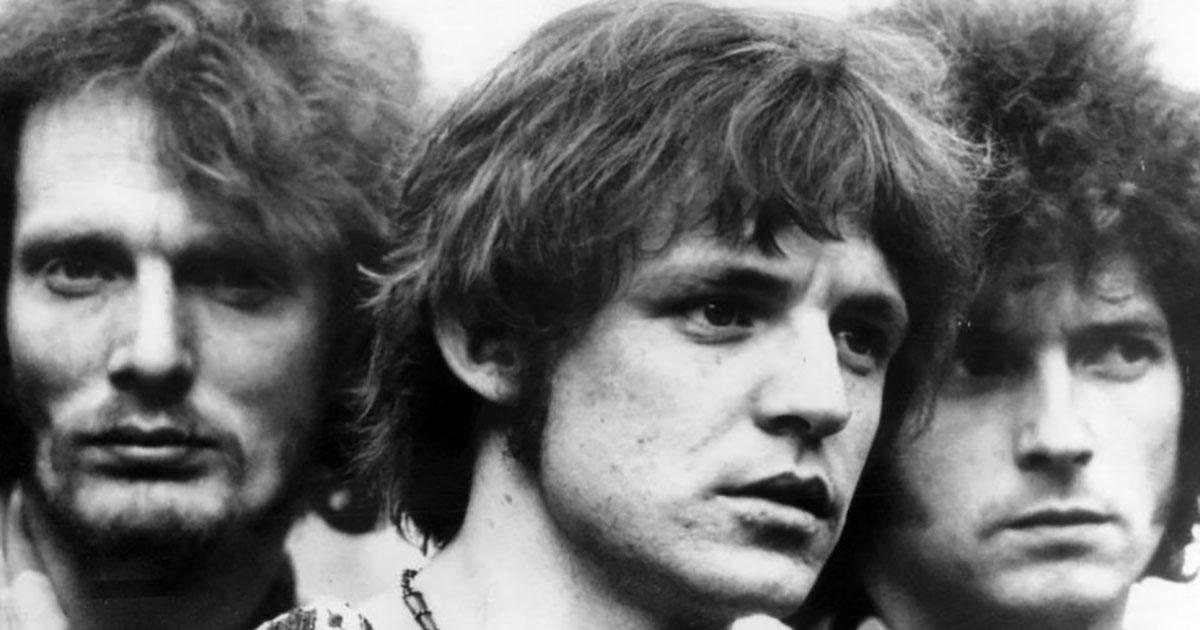 Dance The Night Away: Vor 51 Jahren lösen sich Cream auf