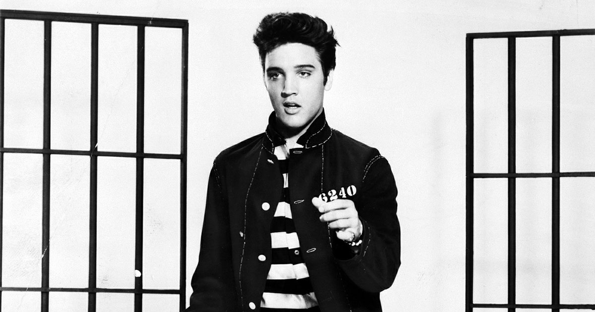 """Jailhouse Rock"": Die verrückte Geschichte hinter dem Elvis-Klassiker"