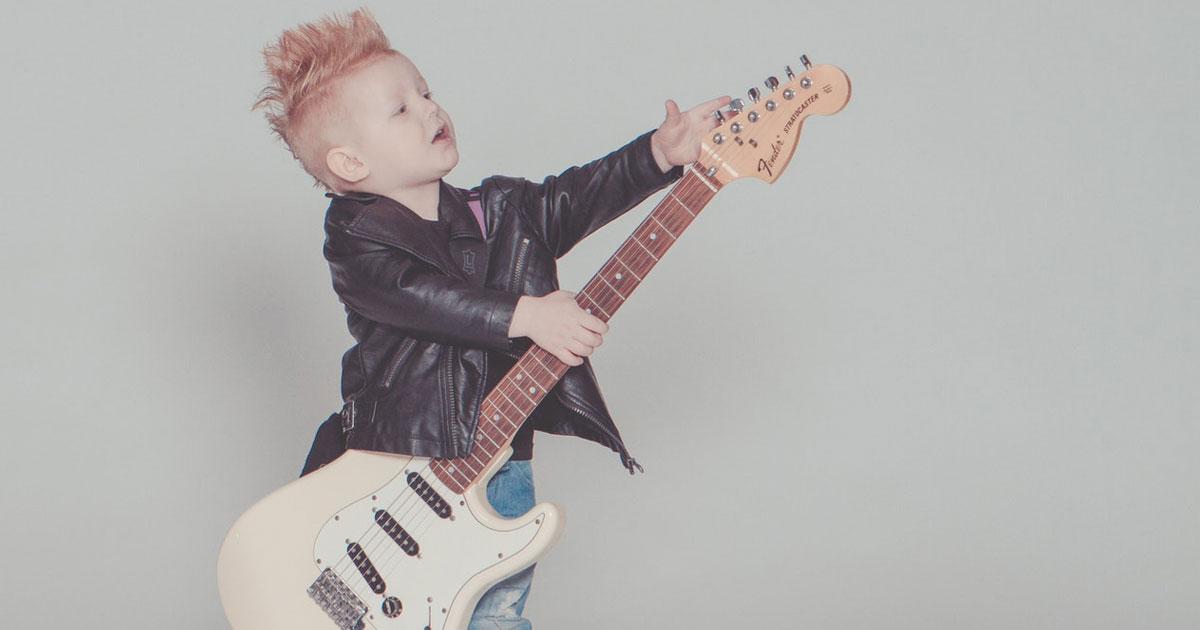 Von Sunny Bepop bis Moon Unit: Kuriose Namen der Rockstar-Kinder