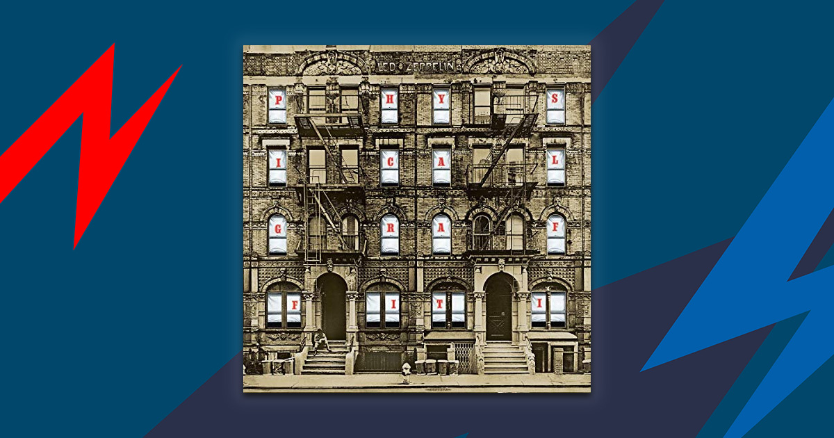 Led Zeppelin: Fünf Fakten über Physical Graffiti