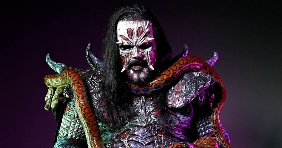 Hard Rock Hallelujah: Happy Birthday, Mr. Lordi!