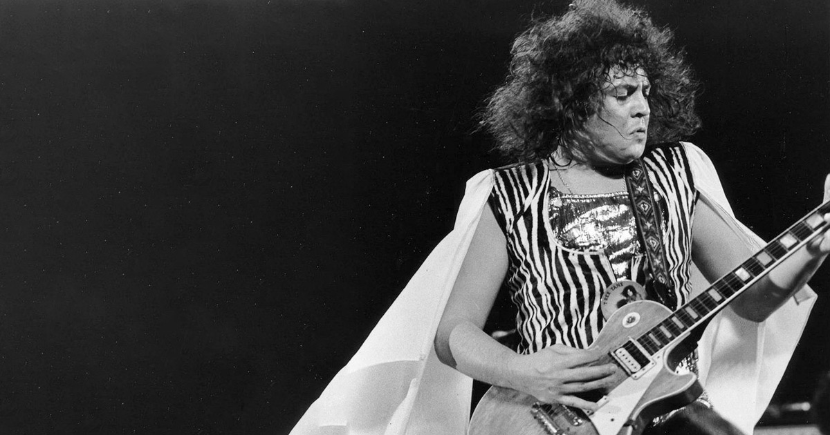 Marc Bolan: 7 Fakten über den Godfather of Glamrock