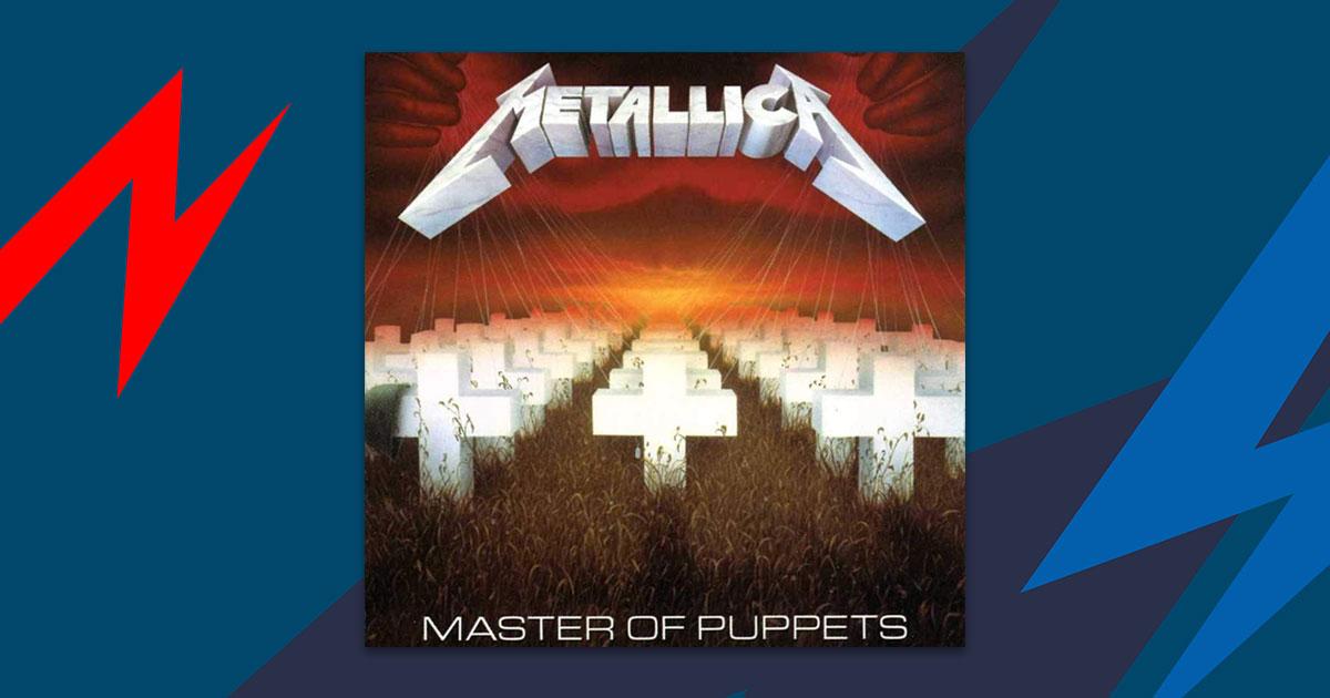 Master Of Puppets: Das Meilensteinalbum von Metallica