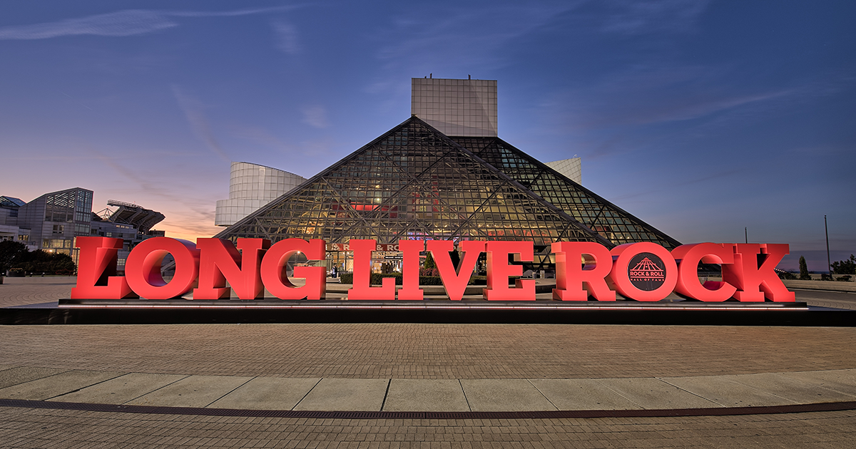 Rock and Roll Hall of Fame: Highlights, Fakten, Künstler