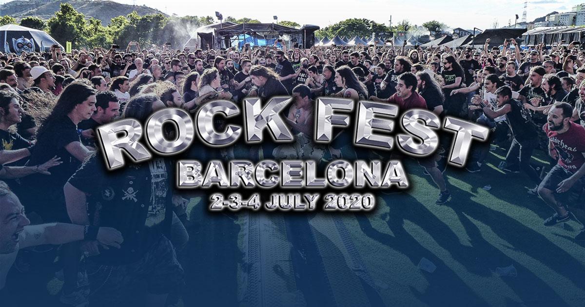 Festival und Traumurlaub: Das erwartet euch beim Rock Fest Barcelona