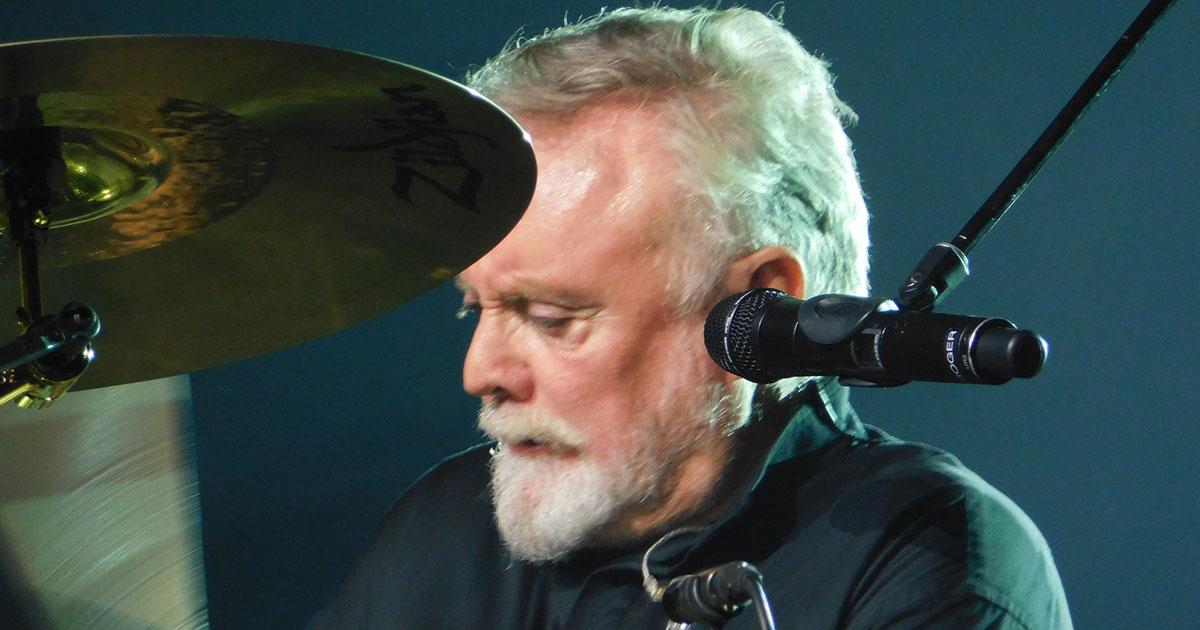 Roger Taylor: Ein königlicher Drummer im Porträt