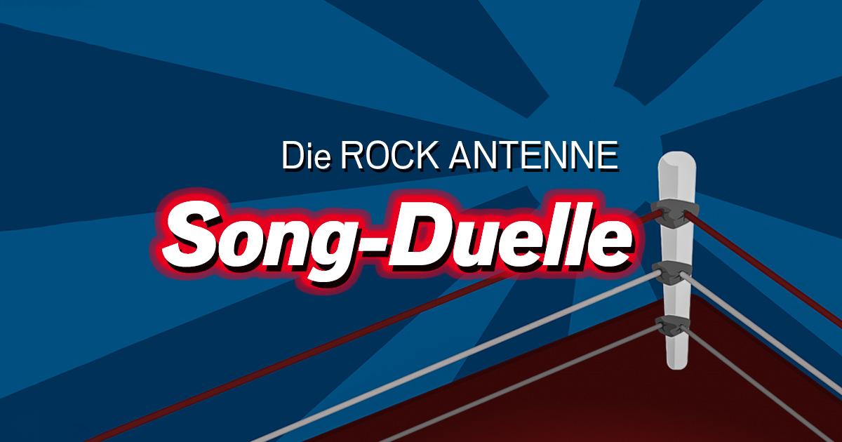Das Feierabend-Duell: Welchen Song wollt ihr heute hören?