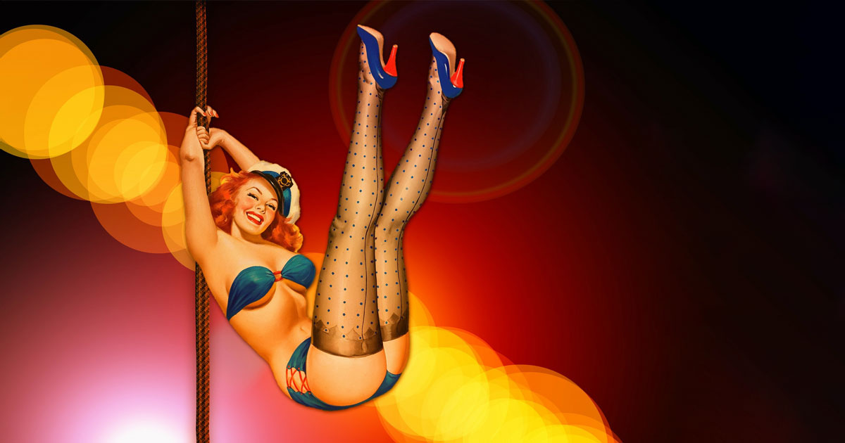 Day Stripper: Fünf rockende Fakten zu 125 Jahren Striptease