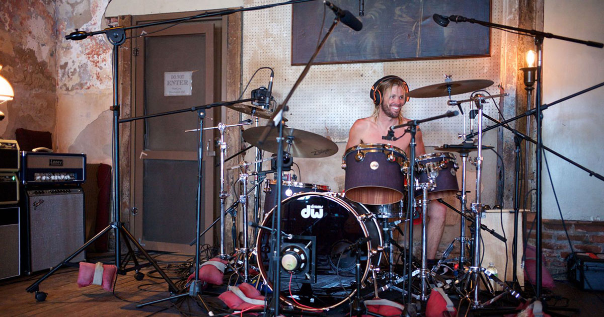 Foo Fighters: Fünf Fun Facts über Drummer Taylor Hawkins