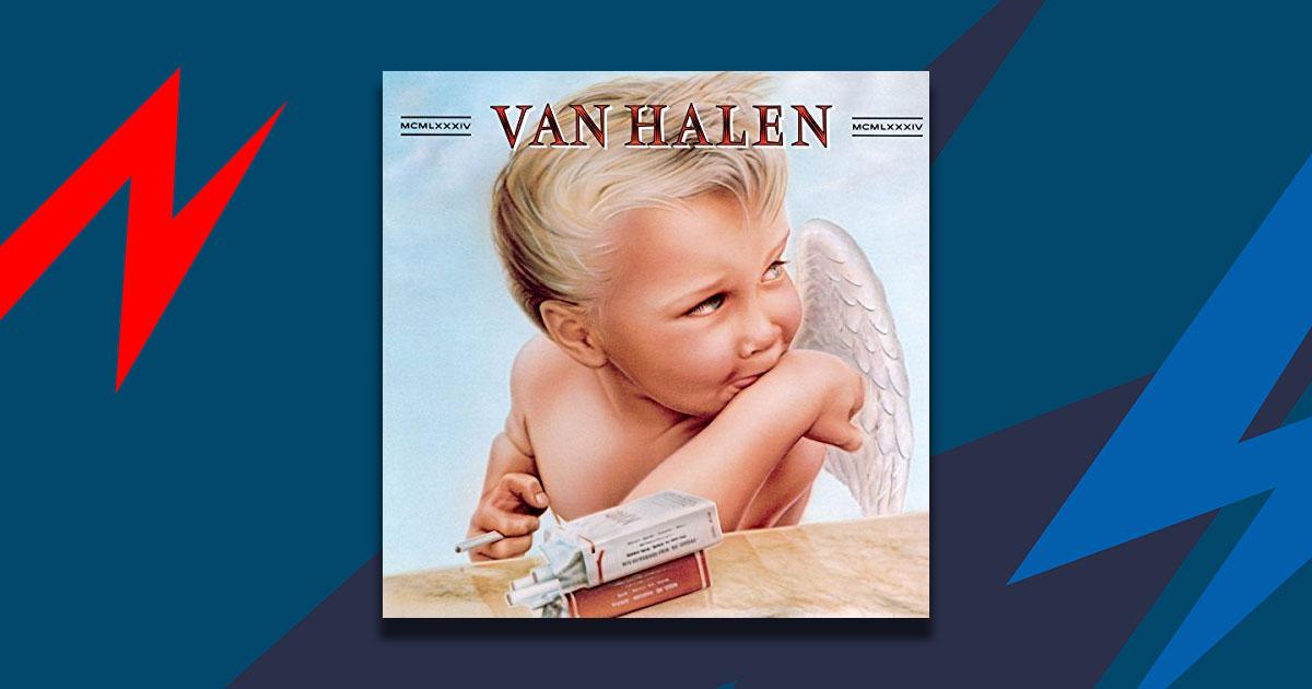 Van Halen: 10 Fakten über ihr Meilenstein-Album <em>1984</em>