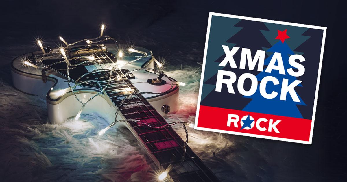 Xmas Rock: Der neue ROCK ANTENNE Weihnachts-Rock-Stream!