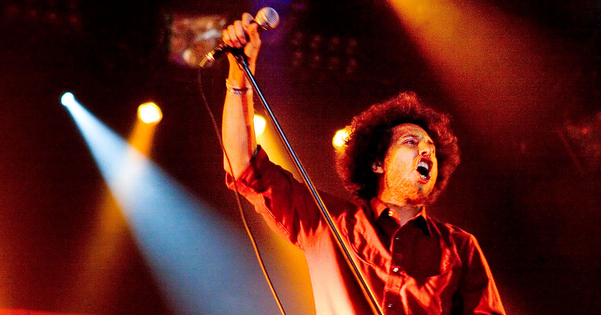 Zack de la Rocha wird 49: Age Against The Machine!