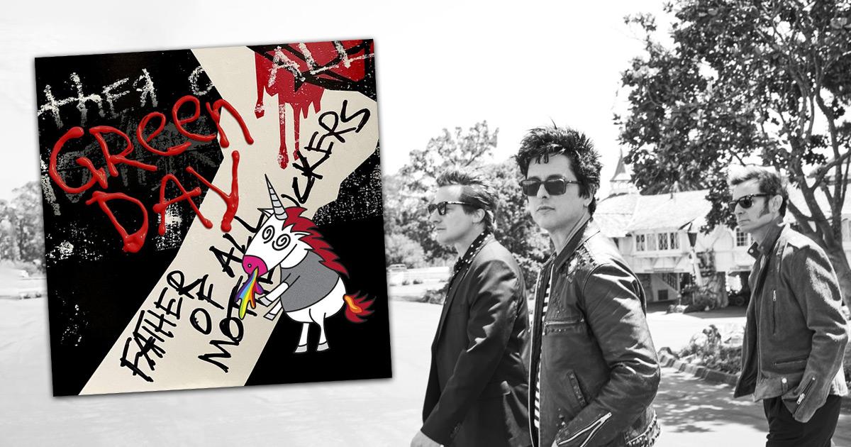 Green Day: Das neue Album in der ROCK ANTENNE Radio-Premiere!
