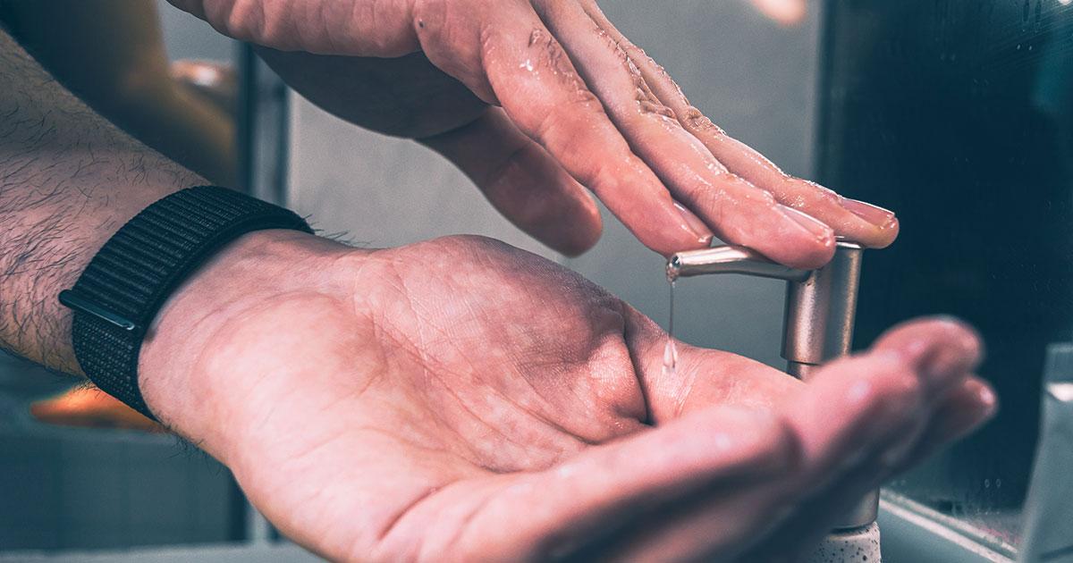 Die 10 besten Rock-Songs... zum Händewaschen