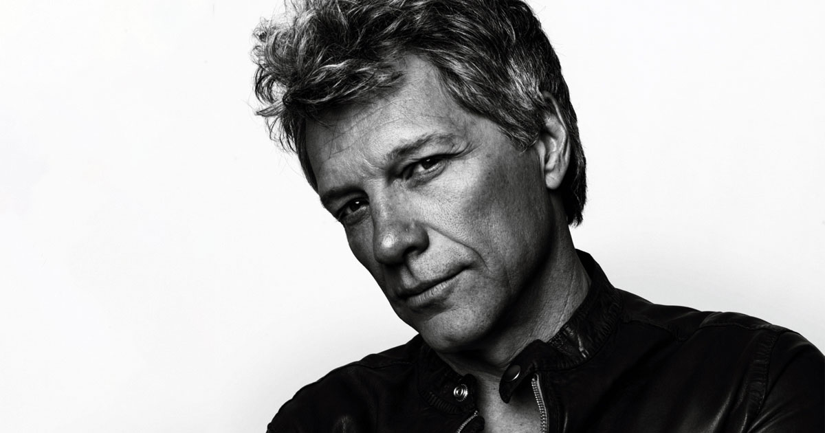 Hosted: Jon Bon Jovi im exklusiven ROCK ANTENNE Interview