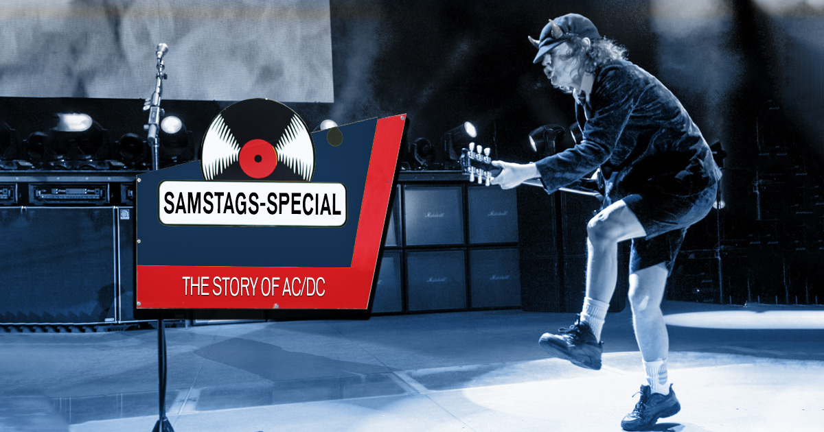 Samstags-Special: The Story of AC/DC