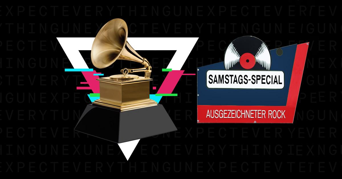 Samstags-Special: Ausgezeichneter Rock zu den Grammys 2020