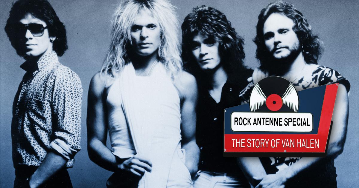 The Story of Van Halen: Das ROCK ANTENNE Special-Wochenende