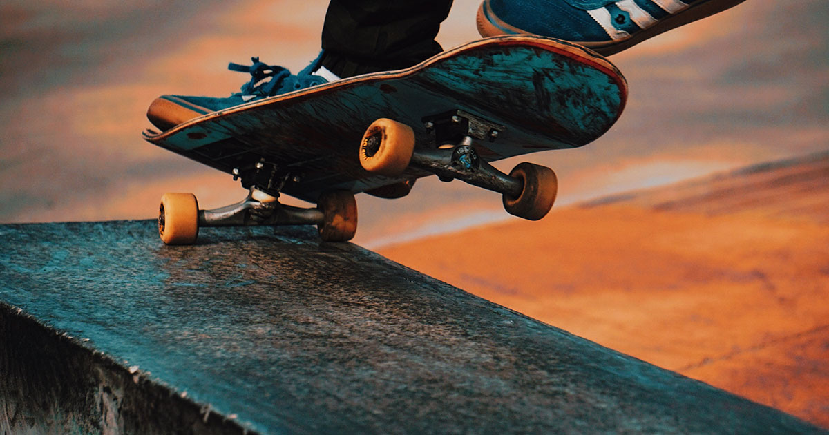 Die 10 besten Musikvideos... zum Skateboarden