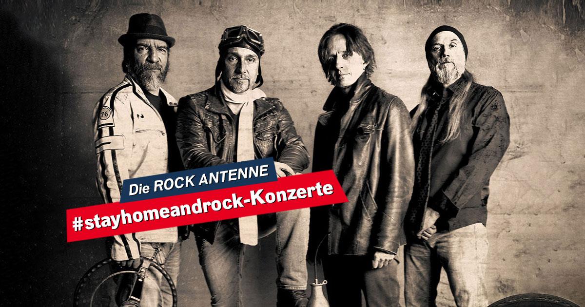 #stayhomeandrock: Das Online-Konzert von Hartmann am 26.06. - präsentiert von ROCK ANTENNE