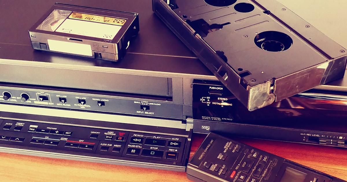 Zum Tag des Videorekorders: Die legendärsten Musikvideos