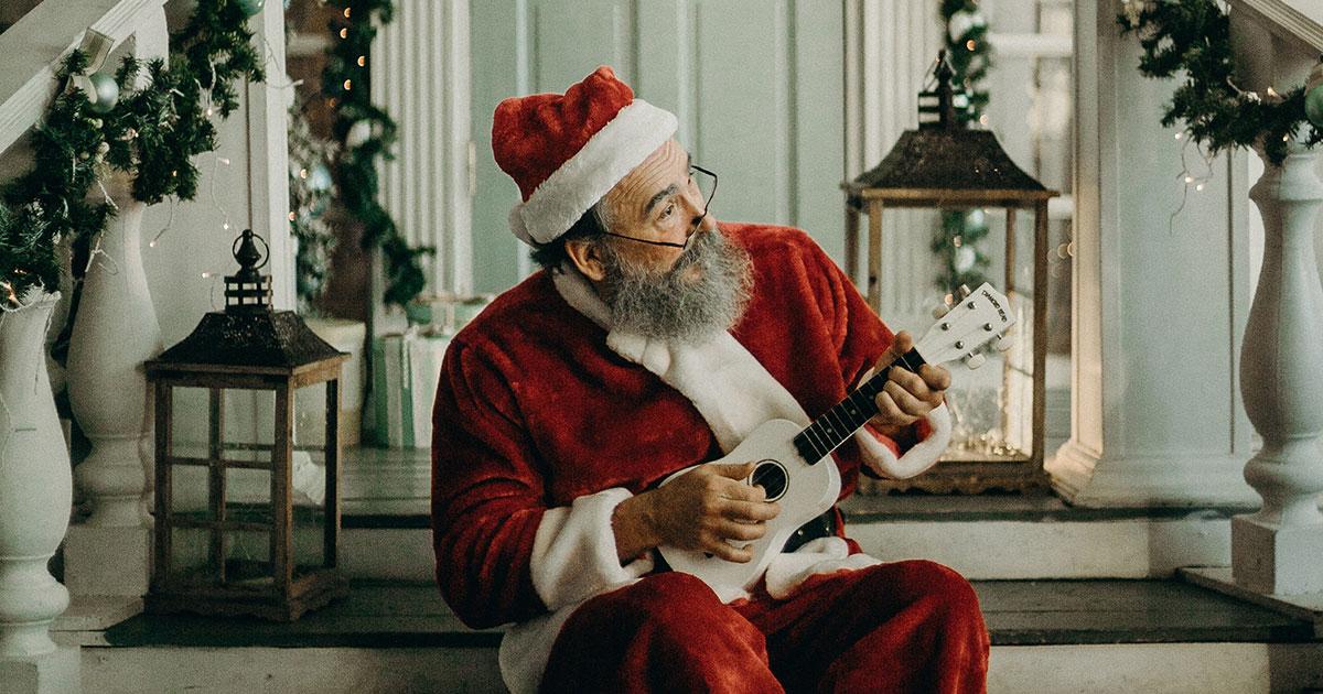 Rocking Around The Christmas Tree: Die 10 besten Alben für Weihnachten