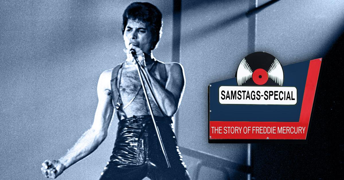 The Story of Freddie Mercury: Das Queen-Wochenende auf ROCK ANTENNE