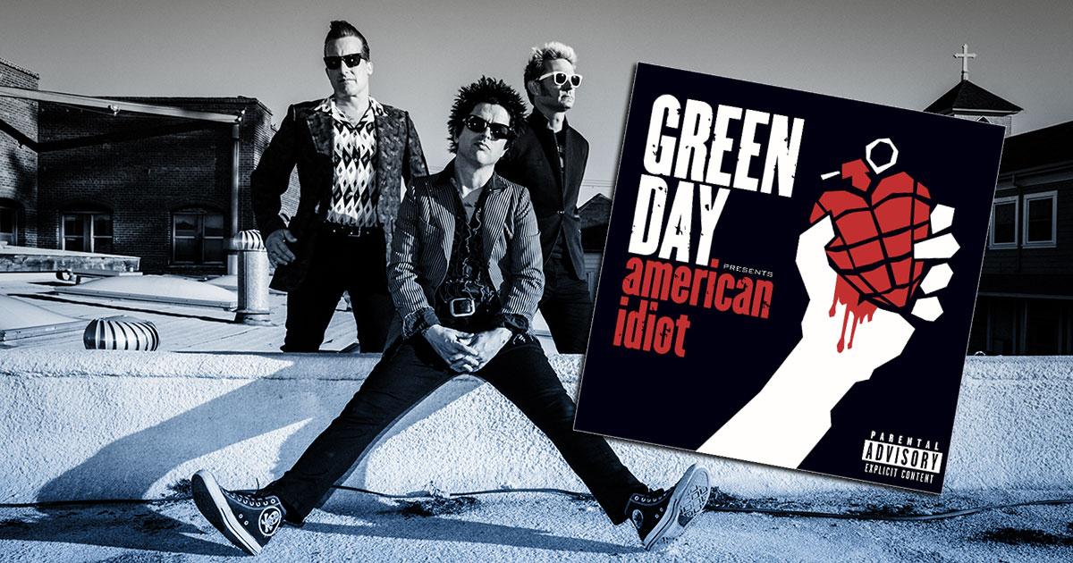 Green Day: 10 Fakten über ihre Punk-Oper American Idiot