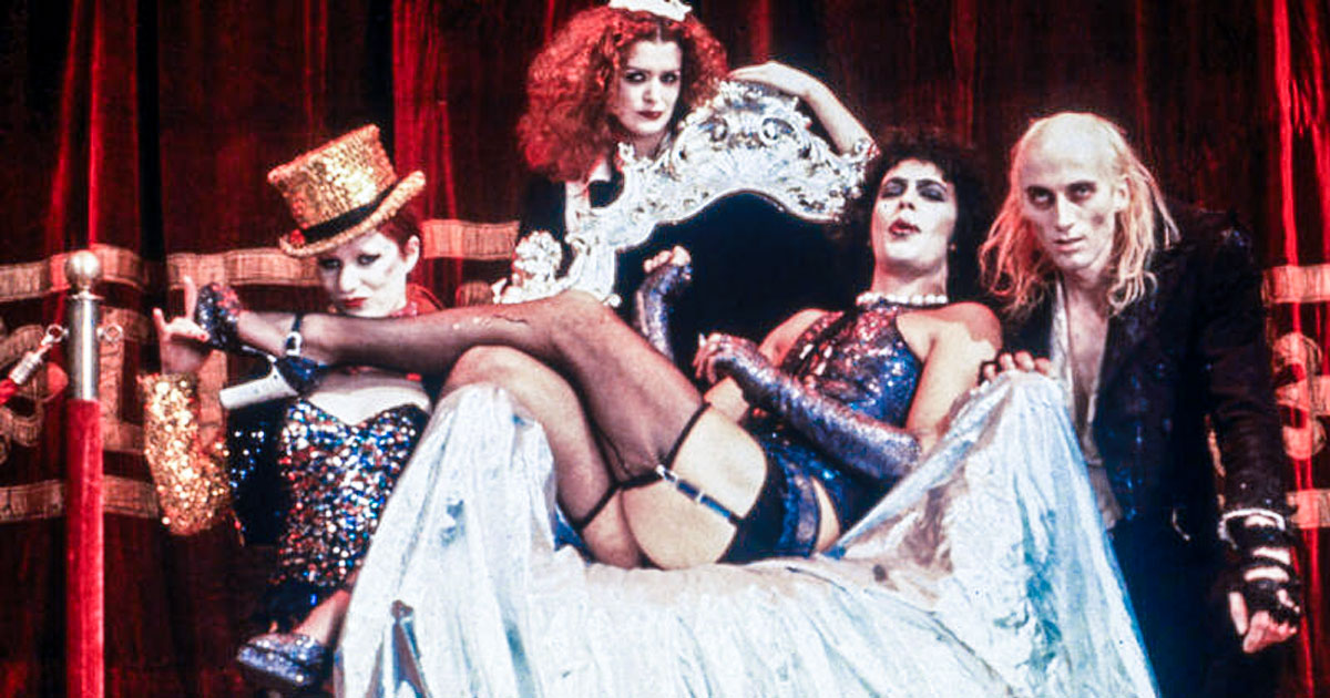 """10 Fakten über """"The Rocky Horror Show"""": Let's Do The Time Warp Again"""