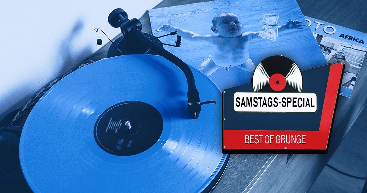 Best of Grunge: Das ROCK ANTENNE Samstags-Special am 25.09.