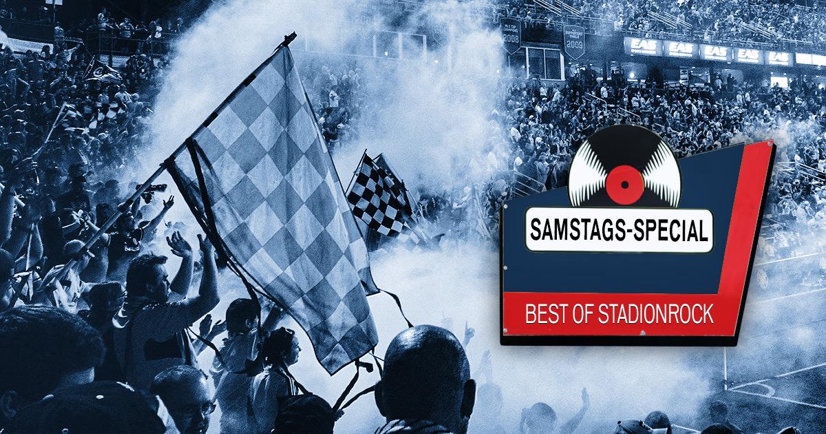 Best of Stadionrock: Das ROCK ANTENNE Samstags-Special