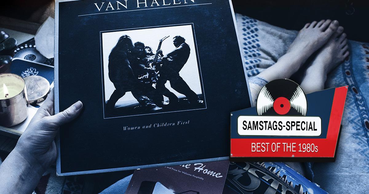 Die besten Rock-Songs der 80er: Das ROCK ANTENNE Samstags-Special
