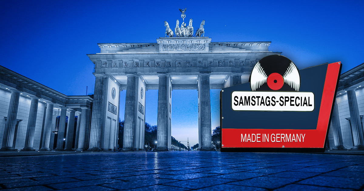 Rock Made In Germany: Das ROCK ANTENNE Samstags-Special am 02.10.