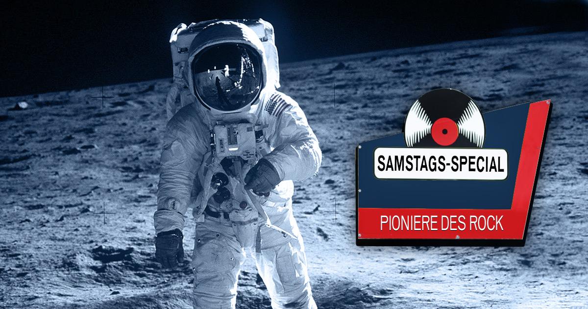 Pioniere des Rock: Das ROCK ANTENNE Samstags-Special