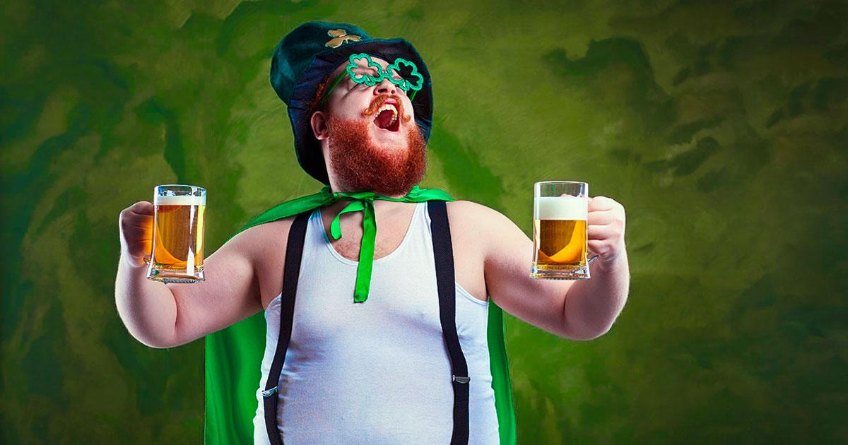 Sláinte! Wir feiern St. Patrick's Day auf ROCK ANTENNE