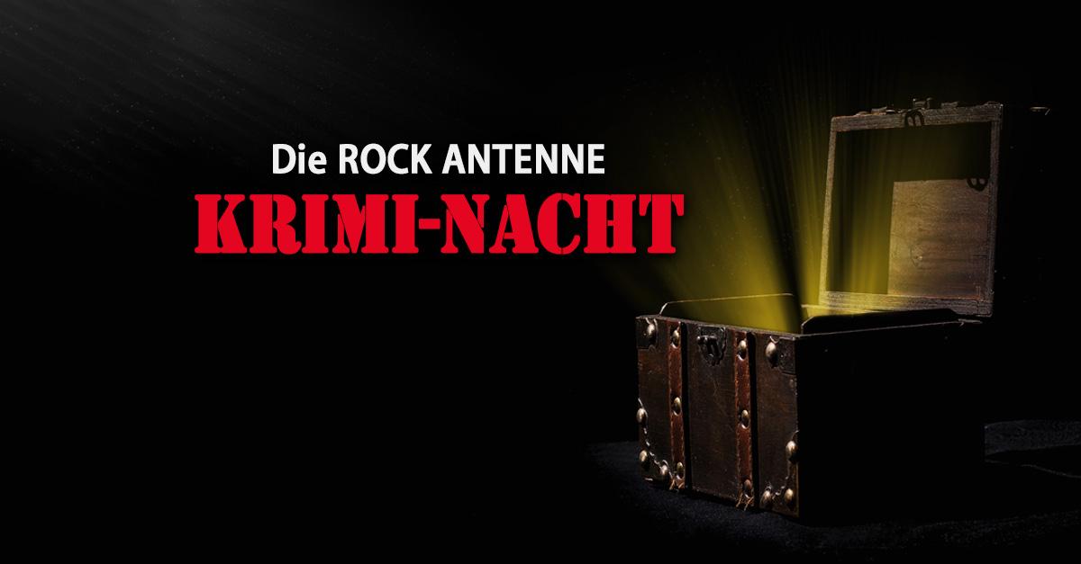 Die ROCK ANTENNE Krimi-Nacht