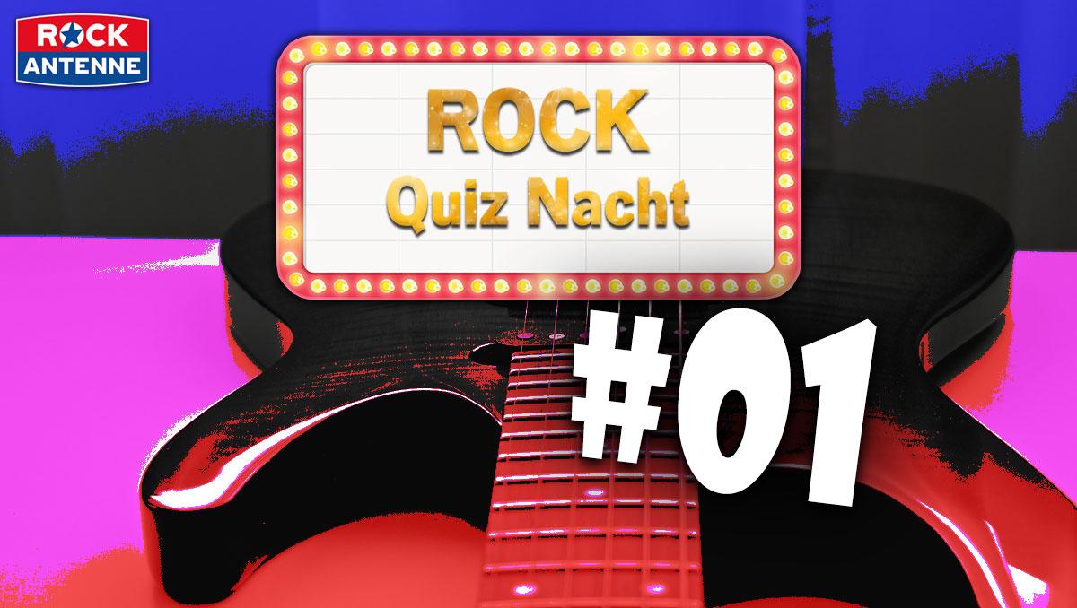 Die Rock Quiz Nacht - Folge 1: AC/DC, Aerosmith, Van Halen & mehr