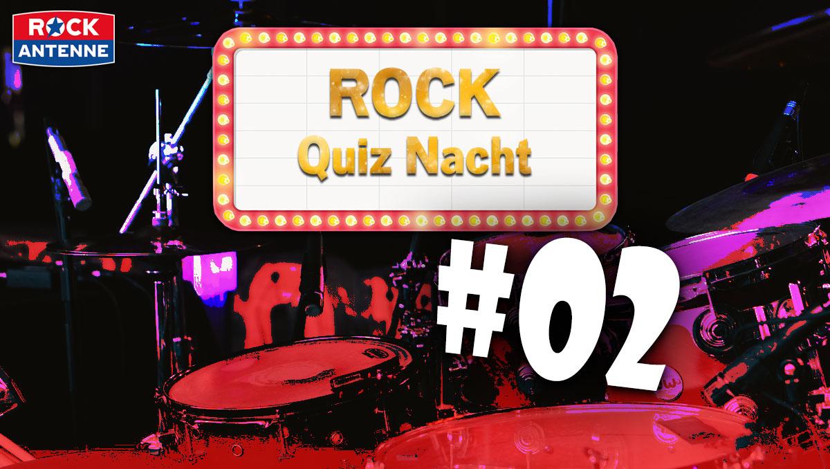 Die Rock Quiz Nacht - Folge 2: Gotthard, die Sex Pistols, Slade und mehr
